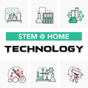 At home STEM technology activities