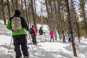 Snowshoe-Hike-Minturn-Colorado-Maloit-Park