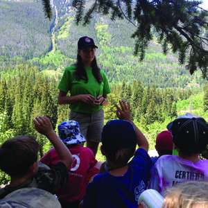 Summer Science Camps with Walking Mountains in Vail
