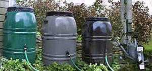 Colorado Rain Barrels for outdoor watering and sustainability