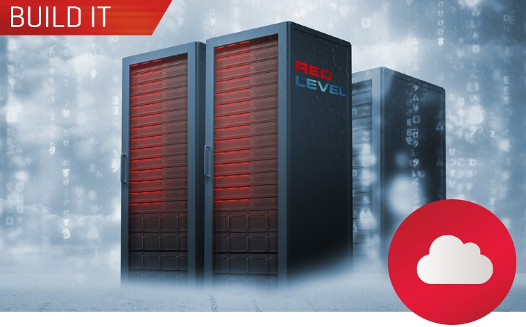 Red Level's Cloud Solutions team of developers helps you build IT
