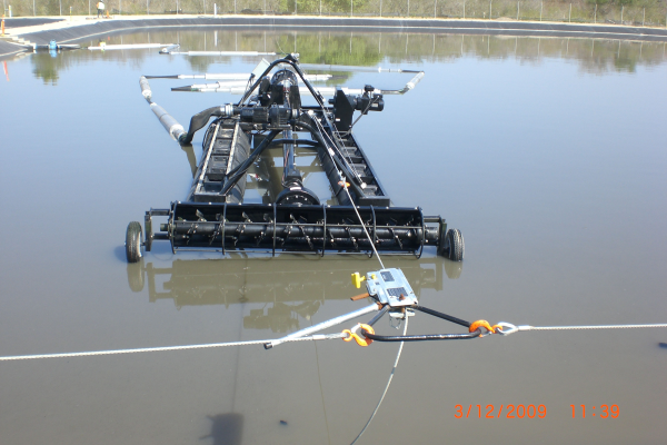Flump Dredge System
