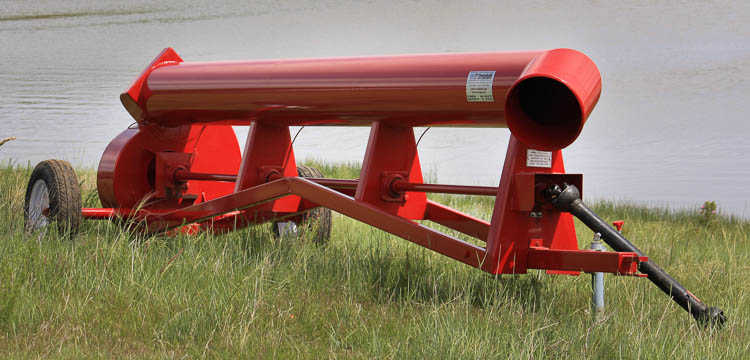 Pump, Trailer Pump, 16 Inch Pump, Irrigation