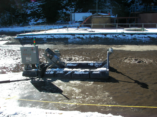 Remote Control FLUMP Dredge