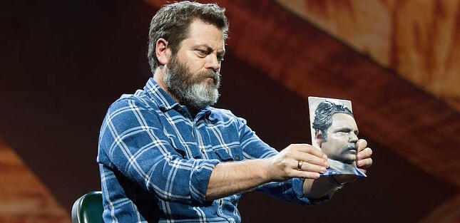 Ron Swanson approves of this 3D printer