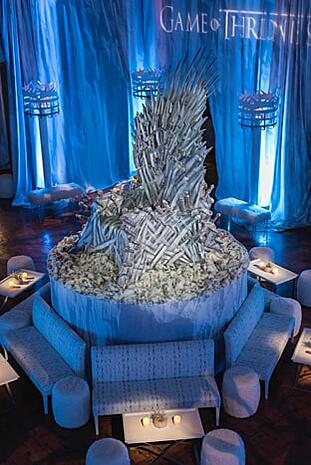 Things head over to Westeros at this HBO event