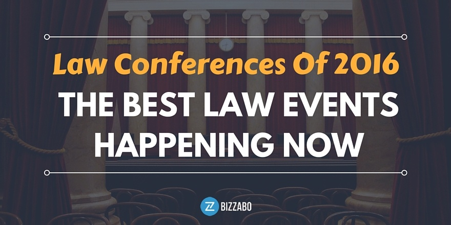 Law Conferences Of 2016