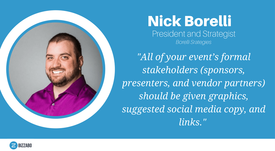 Nick Borelli, Borelli Strategies