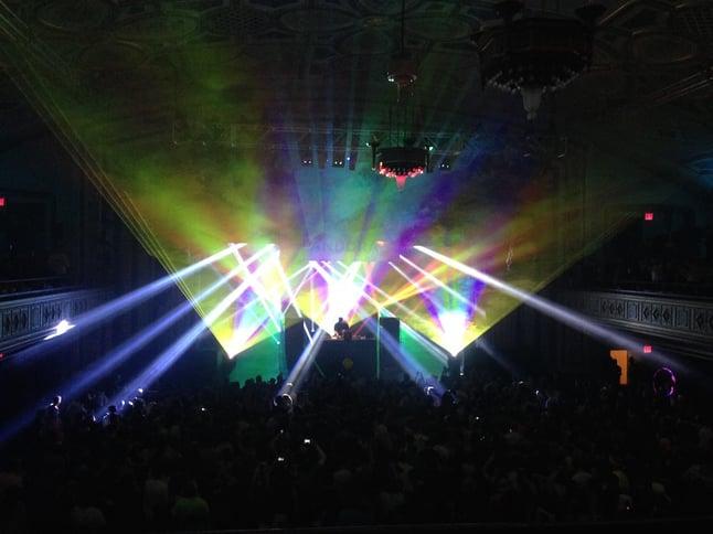 Pandora's very special concert