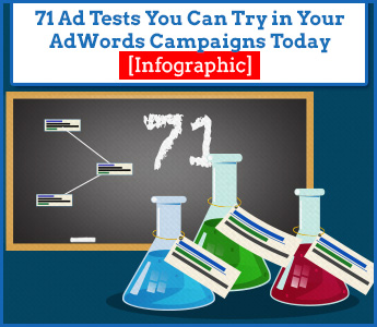 71 Ad Test You Can Try in Your AdWords Campaign Today