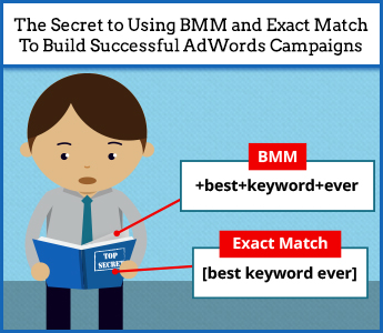 Using BMM and Exact Match To Build Successful AdWords Campaigns