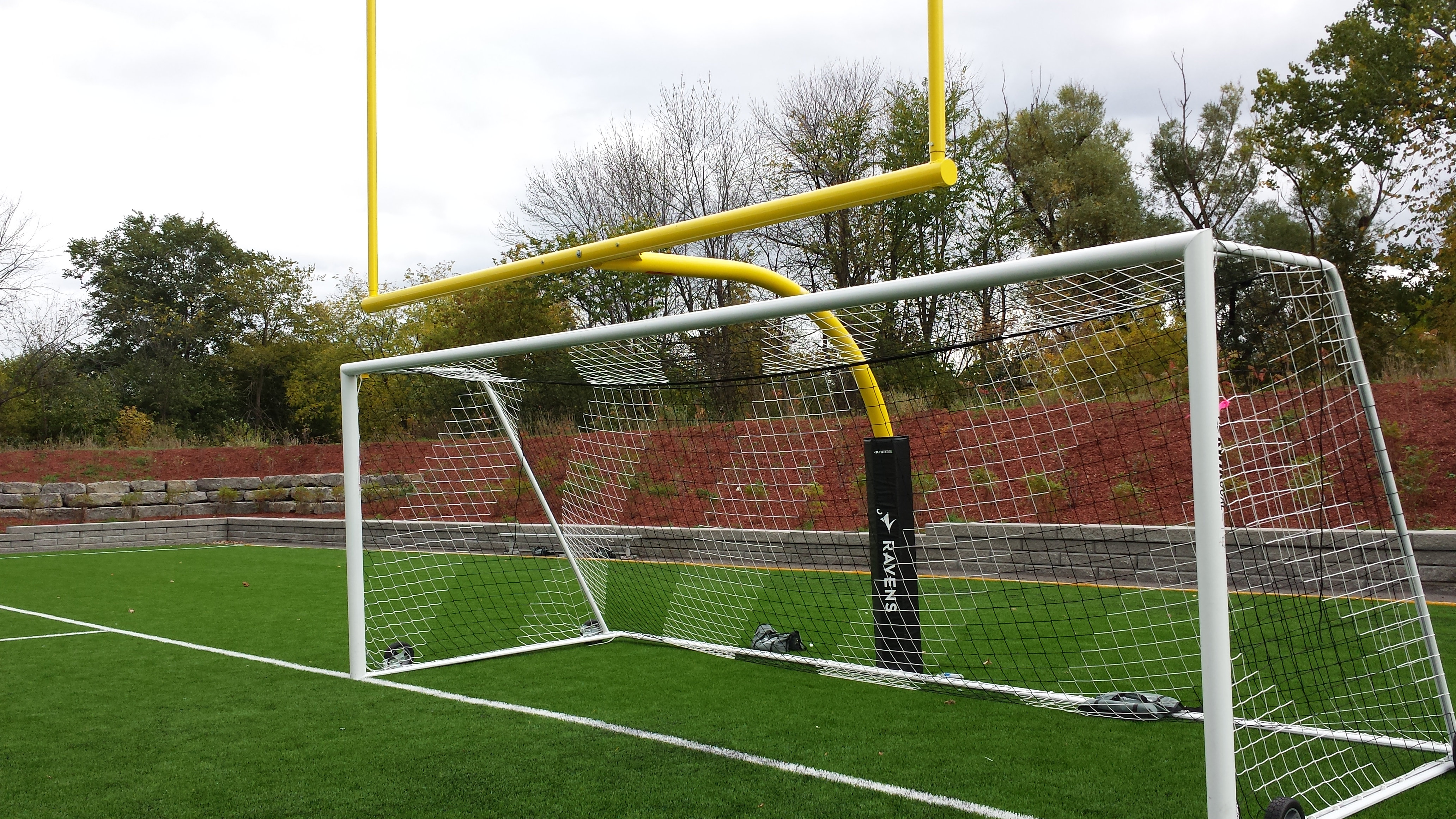 Football Uprights, Soccer Goals and Custom Post Padding ...