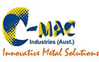 C-Mac Logo with slogan  - Innovative Metal Solutions