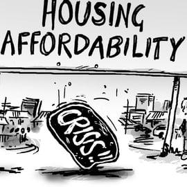 housing affordability crisis