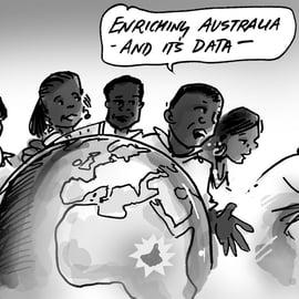 South Sudanese population of Australia