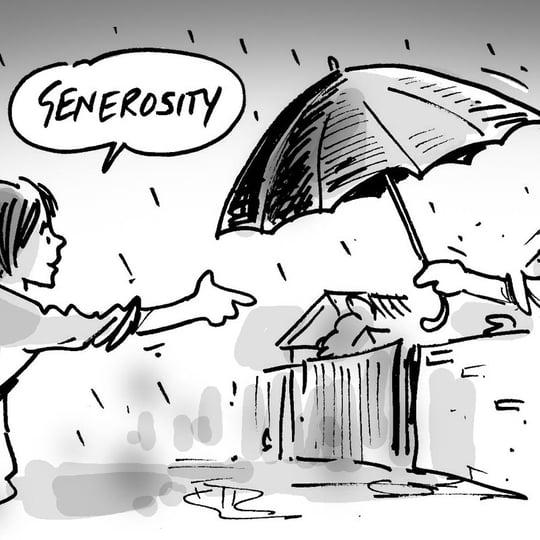 measuring generosity in our communities