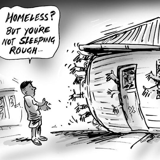 Who are Australia's homeless?