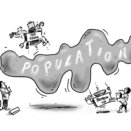 .id SAFi population forecasts