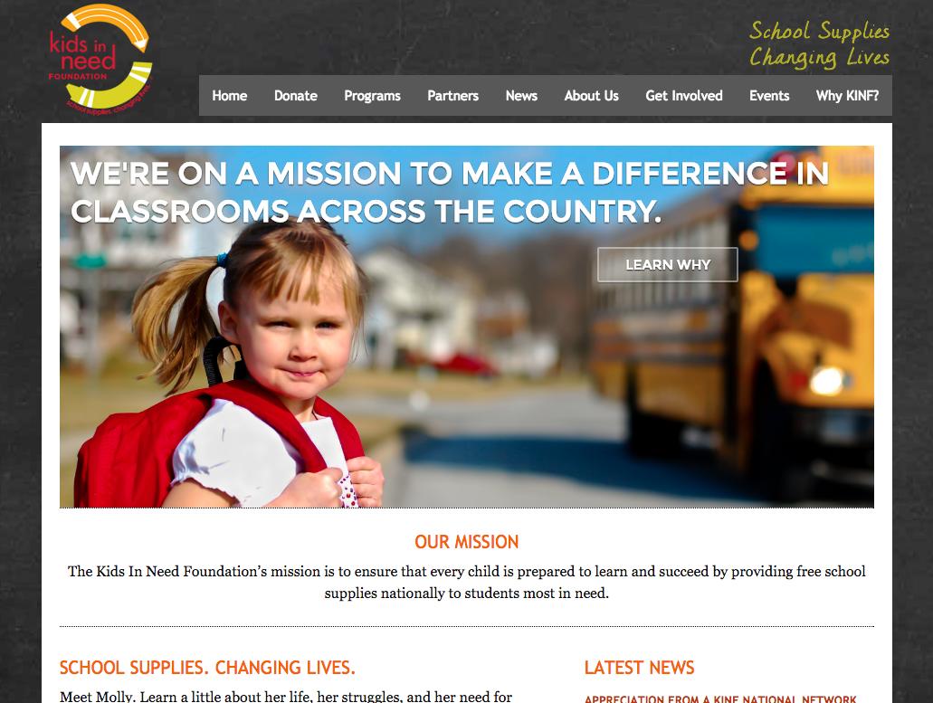 affordable-nonprofit-web-design