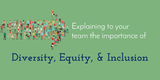 Diversity, Equity, & Inclusion