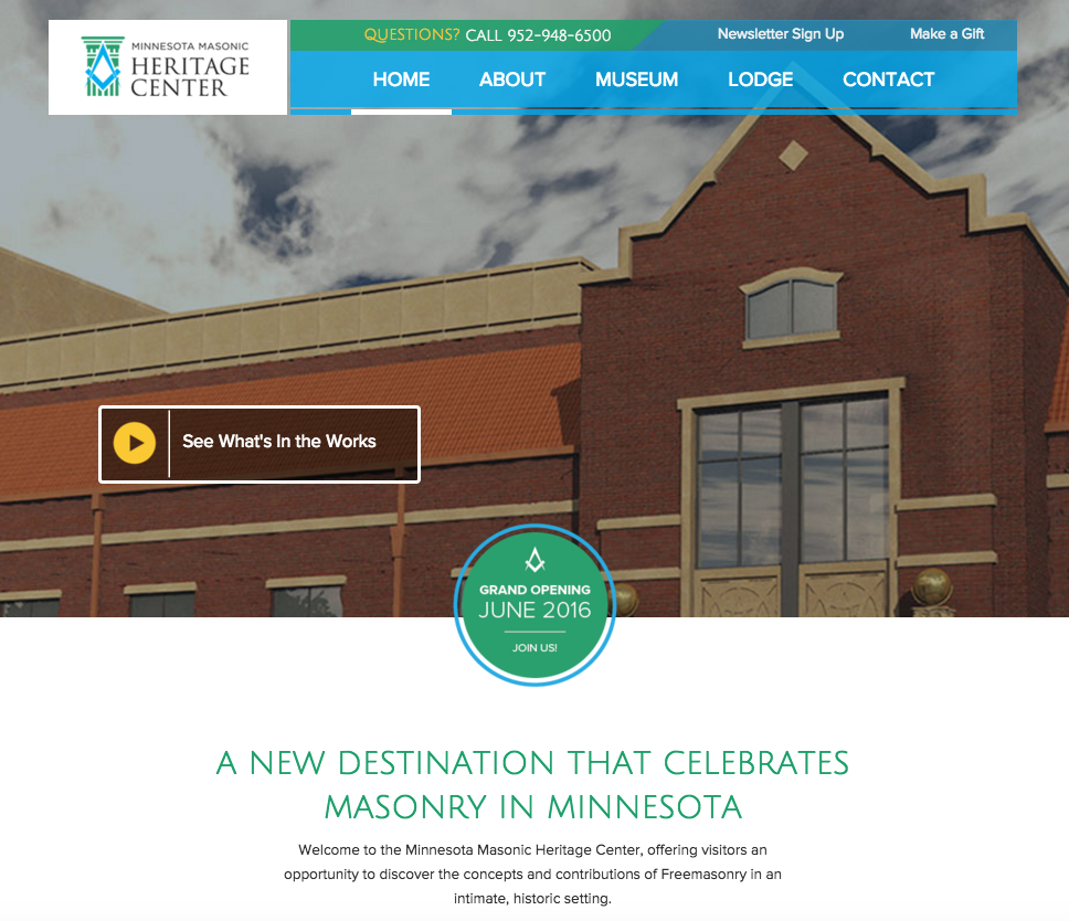 nonprofit-wordpress-website-design