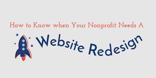 Website Redesigns?
