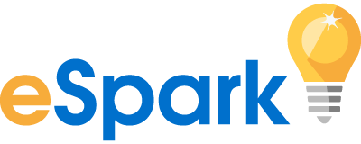 eSpark Logo, Personalized Learning on the iPad