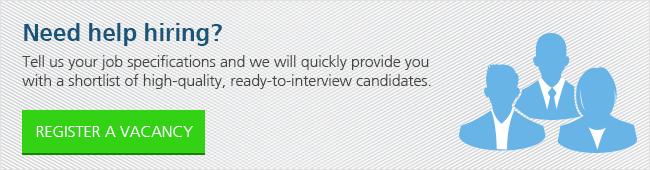 Register a Vacancy