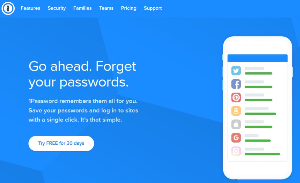 Top Password Management Apps - Imaginovation