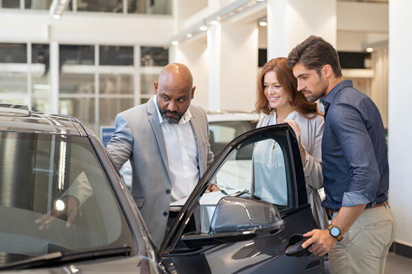 car salesman direct-to-consumer automotive