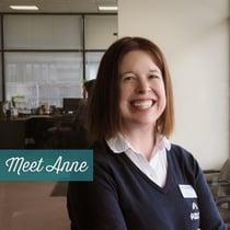 Meet the Team: Anne at 37th St