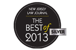 nj law journal best of 2013