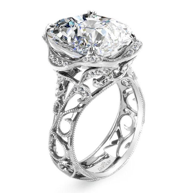 7 creative ideas for custom engagement rings. Black Bedroom Furniture Sets. Home Design Ideas