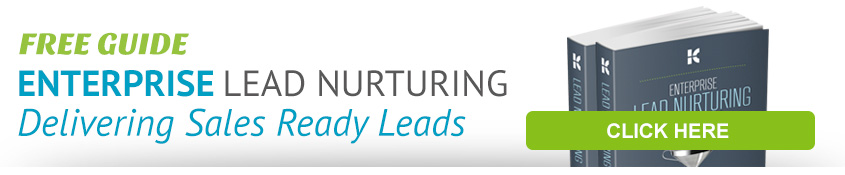 Enterprise Lead Nurturing