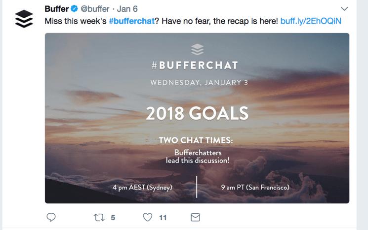buffer-twitter-chat