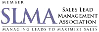 SLMA - Sales Lead Management Association Member