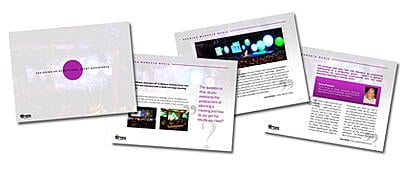 An illustration of the eBook Designing An Exceptional Event Experience