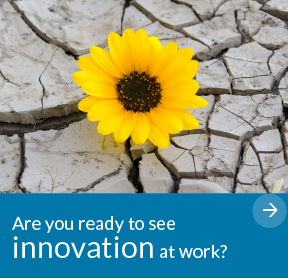 are you ready to see innovation at work?