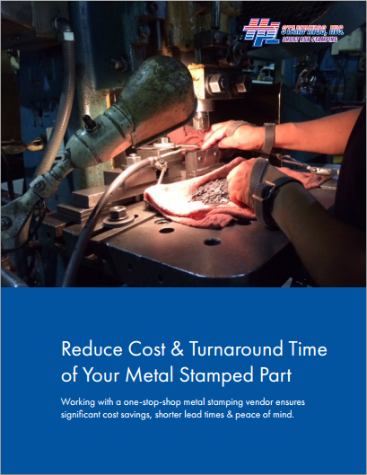 Reduce Costs of Metal Parts eBook