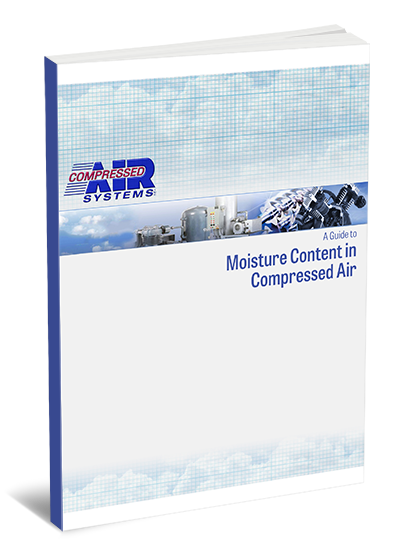 A Guide to Water Content in Compressed Air Cover