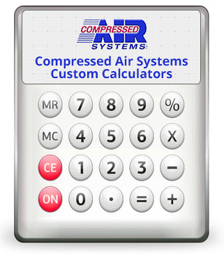 Custom Calculators Compressed Air Systems Inc