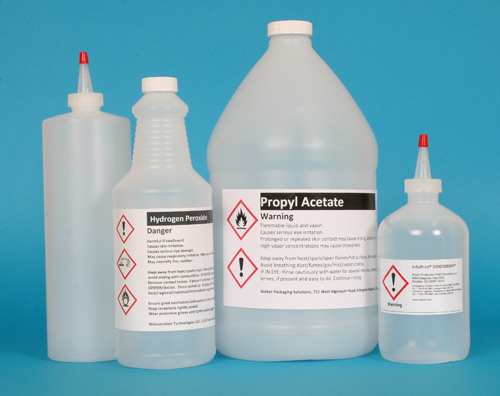 How Do I Comply With Ghs Regulations For Chemical Bottles