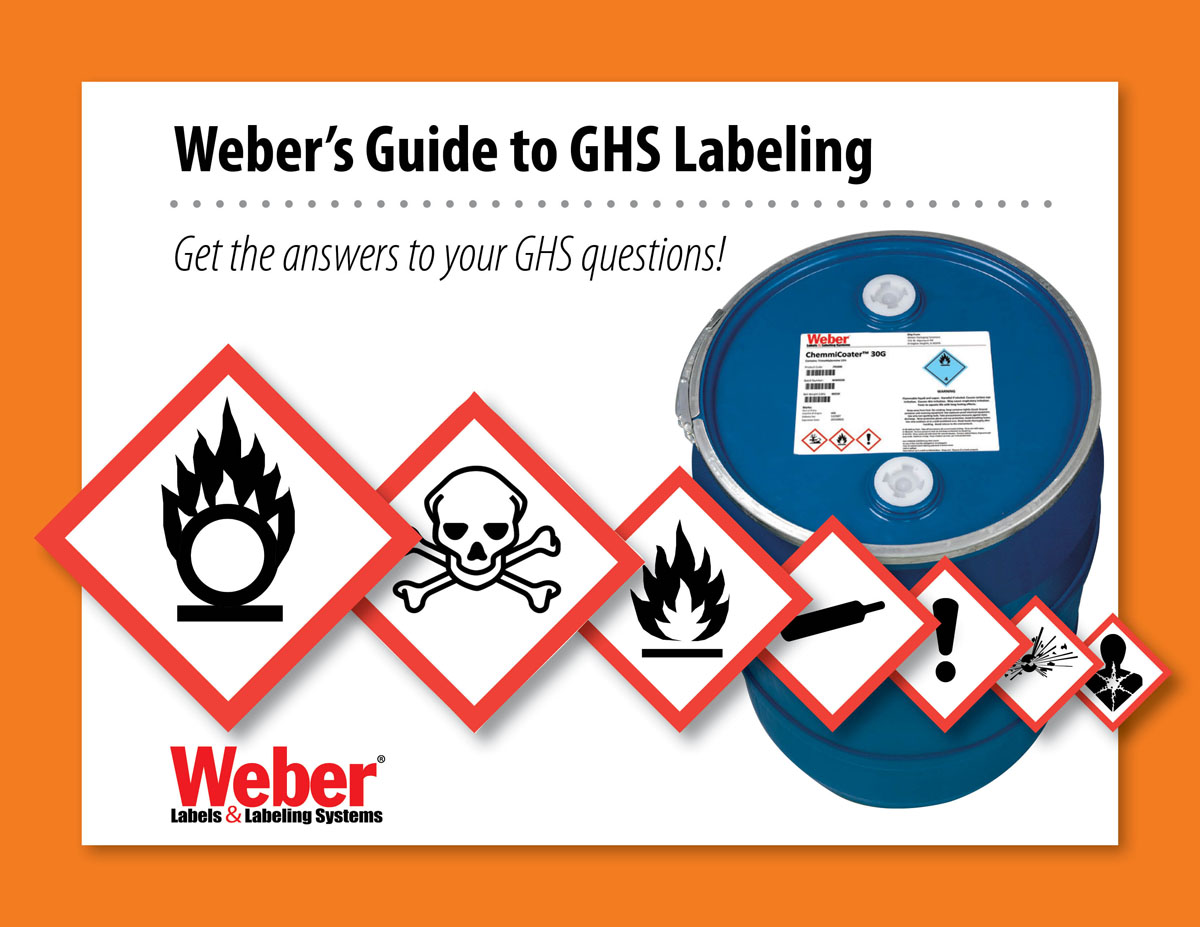 Get Answers to Your GHS Labeling Questions [eBook] photo