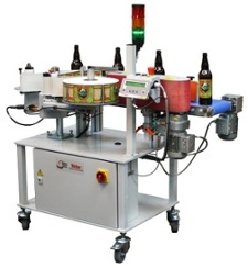 4 reasons pressure sensitive labels are best for craft for Beer label machine