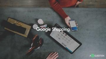 Google shopping c'est quoi