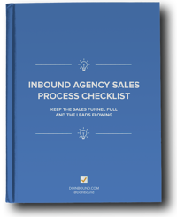 Agency Sales Process Checklist
