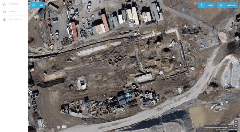 Active Construction Site