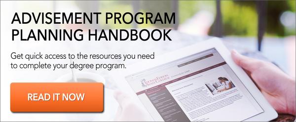 Advisement Program Planning Handbook