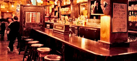 Top 10 best bars in central square