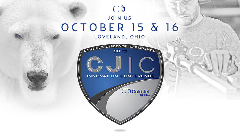 Top 3 reasons to attend the Cold Jet Dry Ice Innovation Summit